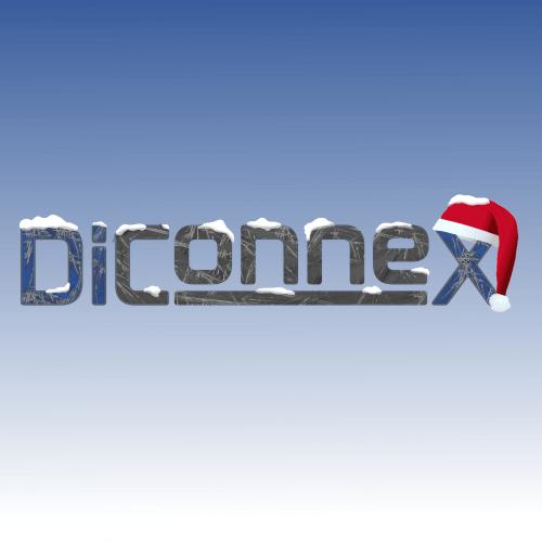 DiConneXLogo_xmas_quadrat2