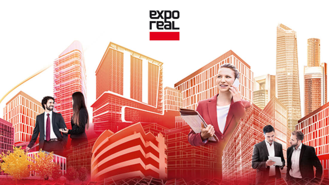 expo real 2019 in münchen